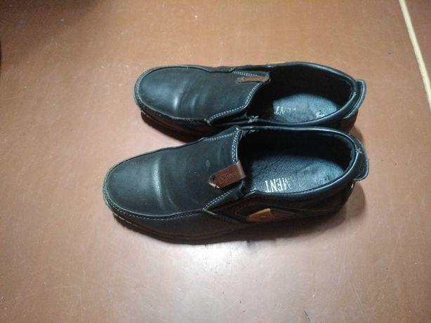 Детские туфли и кеды на мальчика