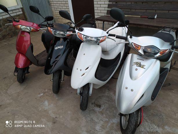 Мопеди скутери тільки з Японії.Honda Dio 35 Tact 51
