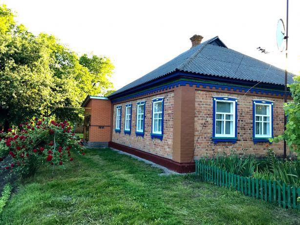 Продам дом в с. Приходьки, Пирятинского р-н, Полтавской обл.