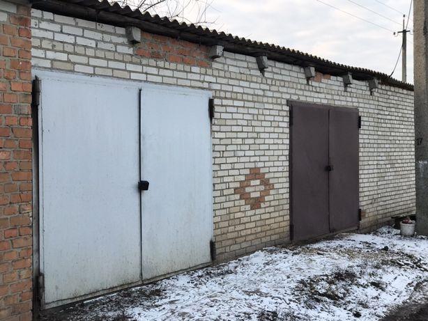 Продам Гараж Белополье  Сельхоз -Техника