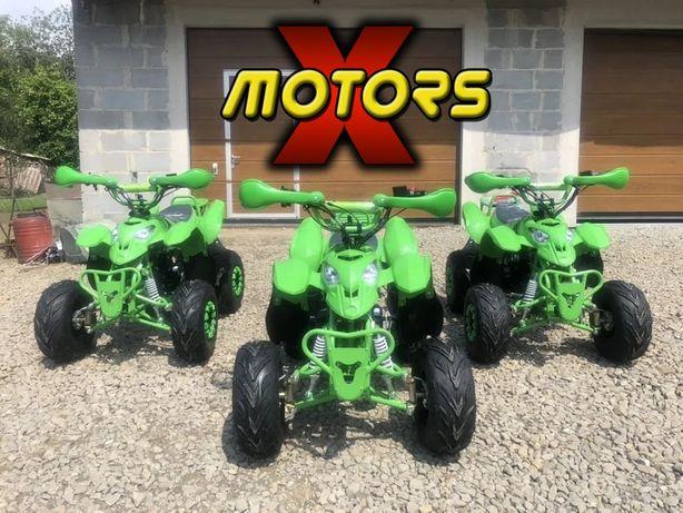 Nowy Nitro Motros Quad ATV 125 cc Automat + wsteczny
