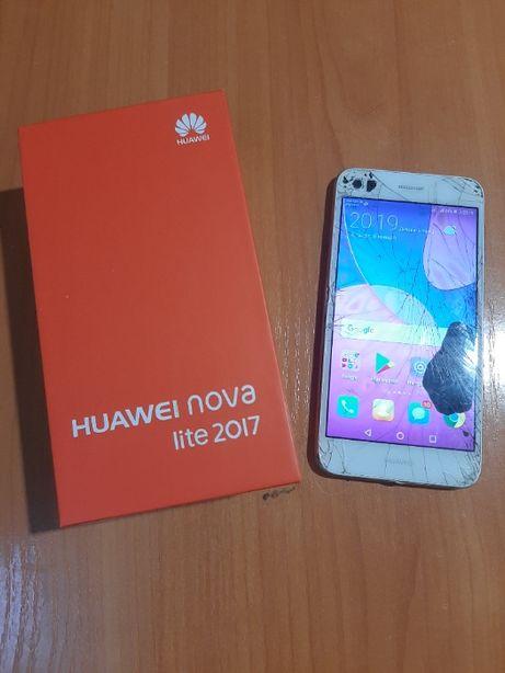 Продам Huawei Nova Lite 2017 (SLA-L22)