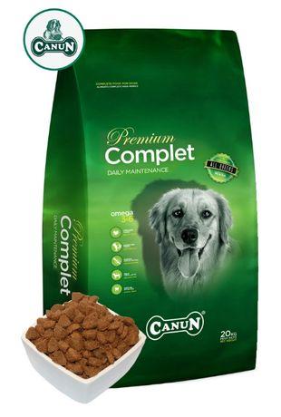 Karma dla psa CANUN COMPLET DAILY PREMIUM 48% Mięsa 20 kg psy dorosłe