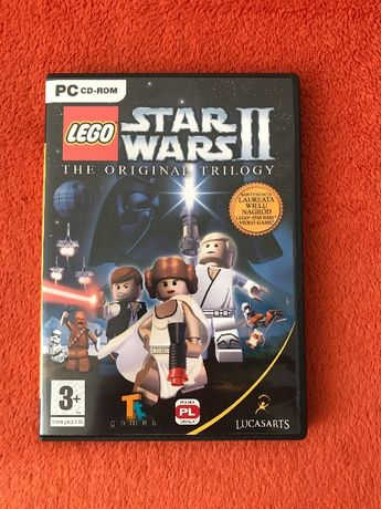 Lego Star Wars Orginalna Trylogia