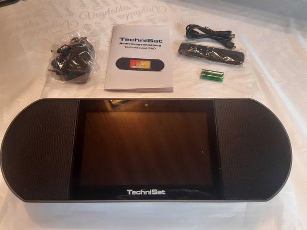 NOWY Tablet z głośnikami TechniSat