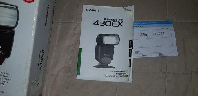 Flash Canon 430ex