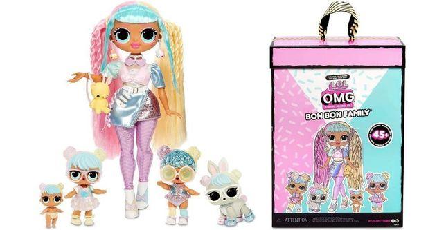 Семья Бон Бон LOL Surprise OMG Candylicious Family Кендилишис Кукла