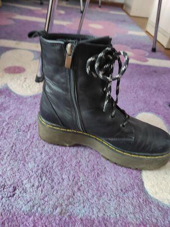 Молодіжні зимові чоботи 38 розмір