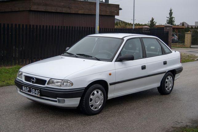 Opel Astra 1.6 1999 r. wspomaganie, I właściciel.