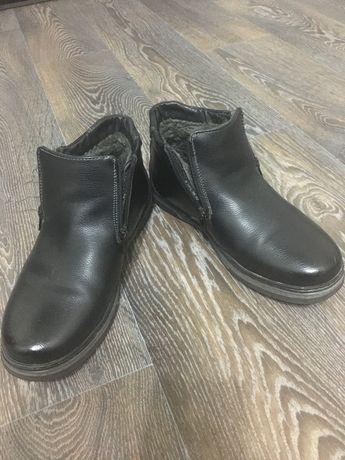 Ботинки га меху
