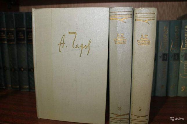 А.Чехов.Собрание сочинений в 12 томах (комплект)1960-1964гг.