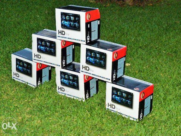 Rádio 2Din DVD (novo em caixa)