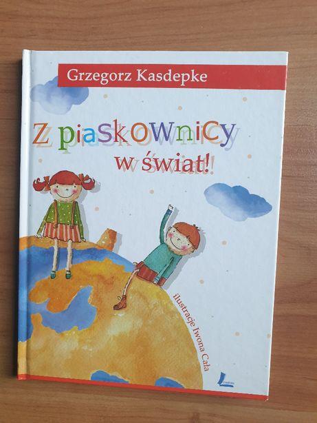 Z piaskownicy w świat - autora Detektyw Pozytywka Grzegorz Kasdepke -