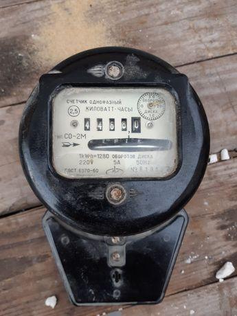 Счетчик электрический однофазный 220В