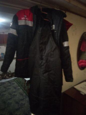 Продам зимний костюм от пониженных температур