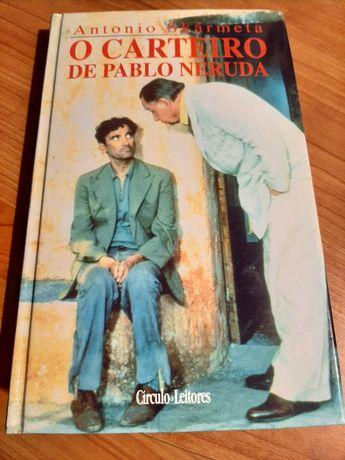 """Livro """" O Carteiro de Pablo Neruda"""""""