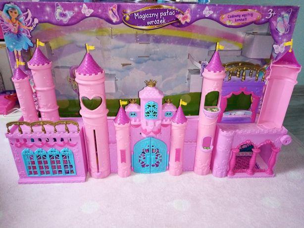 Zamek dla lalek i wróżek