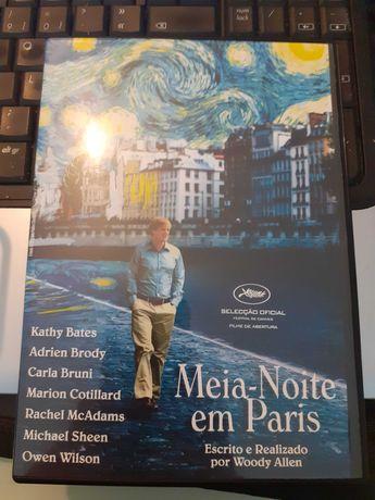 DVD: Meia-Noite em Paris