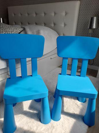Krzesełka Mammut Ikea