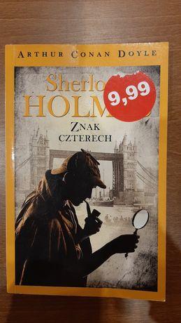 Sherlock Holmes Znak Czterech A. C. Doyle