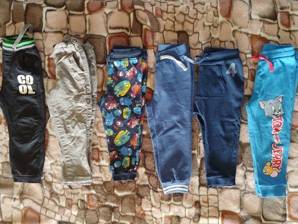 Spodnie chłopięce 92