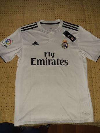 Vendo camisola Real Madrid