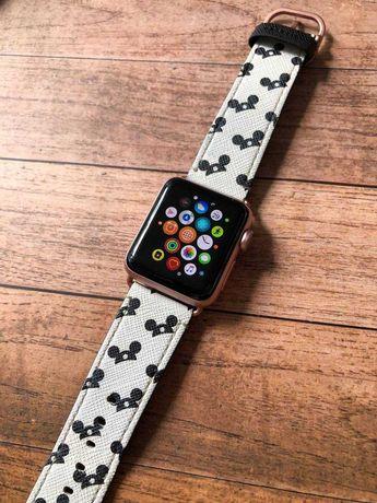 Apple Watch series 2 38mm Rose Gold эпл вотч часы