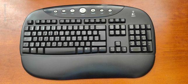 Teclados LOGITEC para PC, como novos