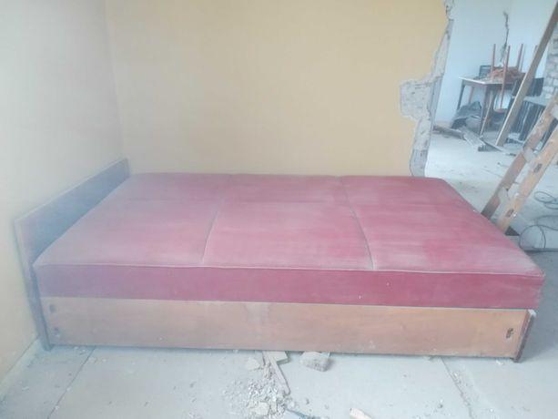 Łóżko, leżanka za darmo