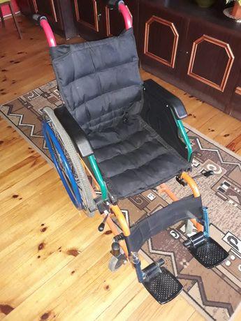 Wózek Inwalidzki Dla Dziecka Skladany