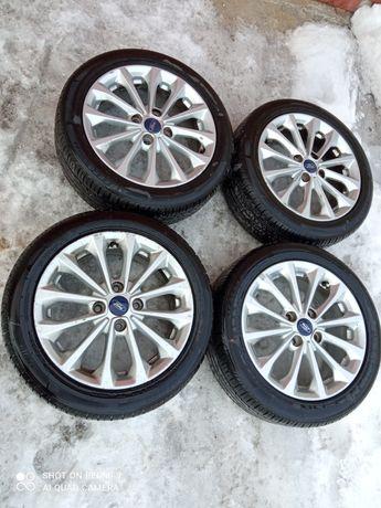 Диски r16 4/108 Ford Fiesta MK7