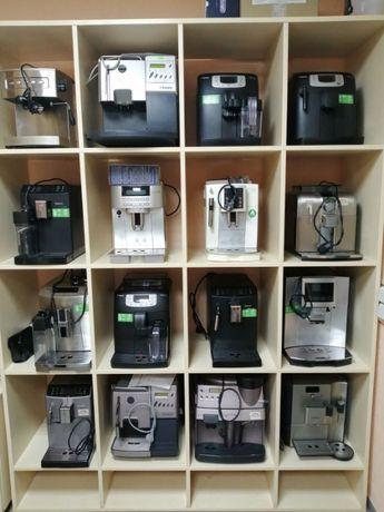 Продажа кофемашин бу+доставка гарантия