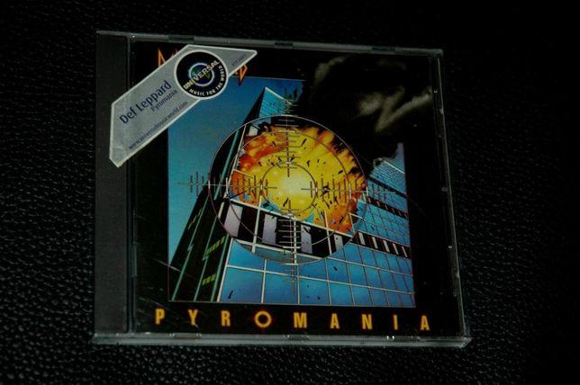 DEF LEPPARD - Pyromania. 1983 Vertigo.
