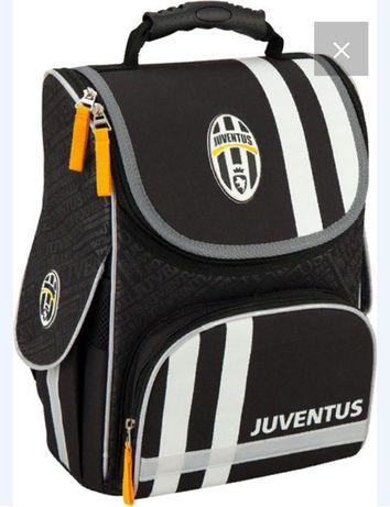 Рюкзак Ранец школьный каркасный KITE Juventus