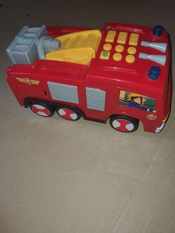 Samochód Strazak Sam