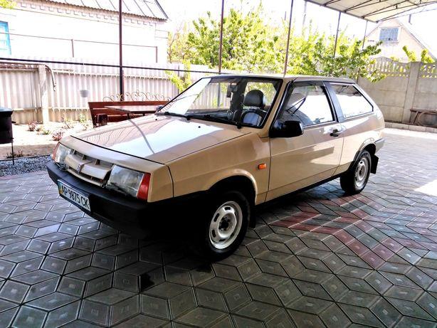 Lada 2108 состояние новой машины.