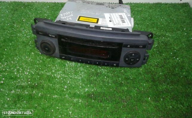 Radio Cd Smart Forfour (454)