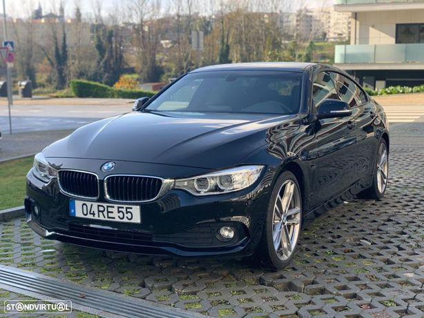 BMW 418 Gran Coupé