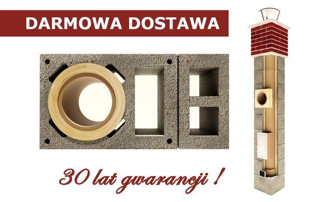 Komin systemowy 7m KW3 system kominowy ceramiczny 30 lat GWARANCJI!