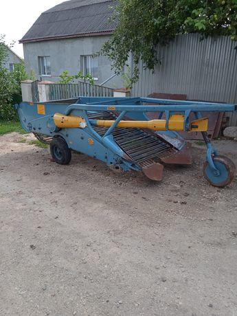 Картоплекопачка Картоплекопалка Копалка КТН 2 радний Т-25 Т-40 ЮМЗ МТЗ