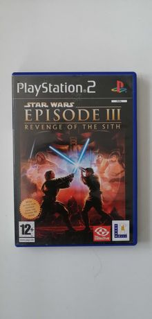 Star Wars Episode III Revenge of the Sith / PS2