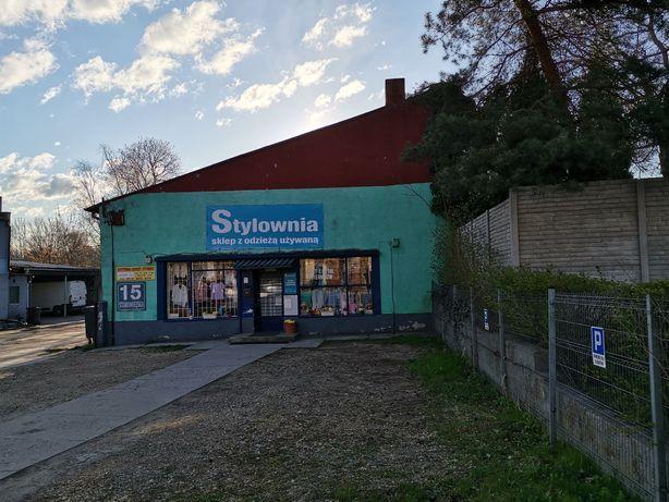 Pawilon, sklep, magazyn, hala Łabędy