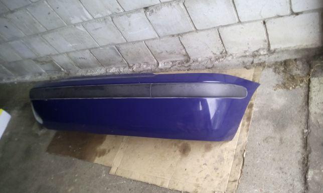 renault megane I lift 2001 dti hatchback zderzak tył