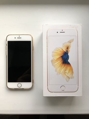 iPhone 6S 64 gb Gold - в идеальном состоянии / айфон 6s