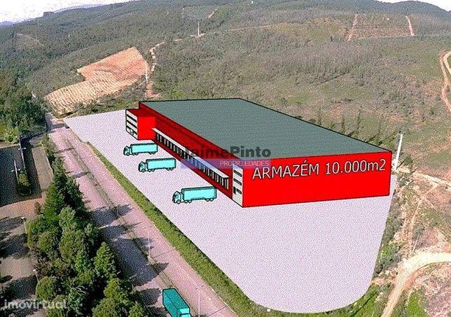 32 500 m² de terreno p/ Logística, Serviços, Indústria. Portugal, P...