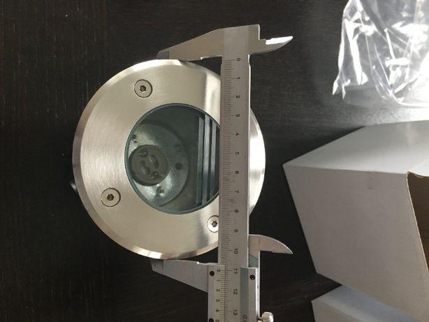 Lampki oświetlenie do kostki brukowej