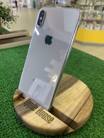 IPhone Xs Max 256 Silver Neverlock Гарантия до 12 мес Магазин