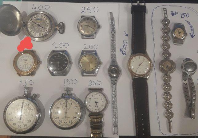 Часы СССР ,Беларусии,России,Украины