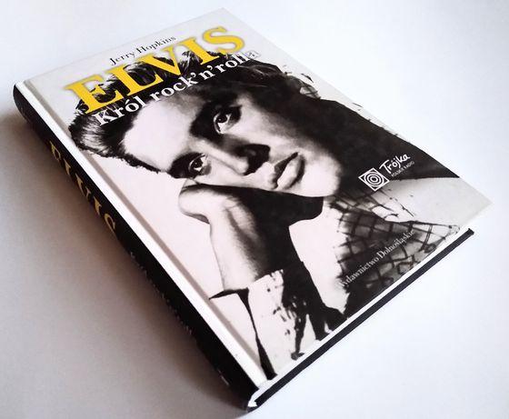 J. Hopkins - Elvis. Król rock'n rolla