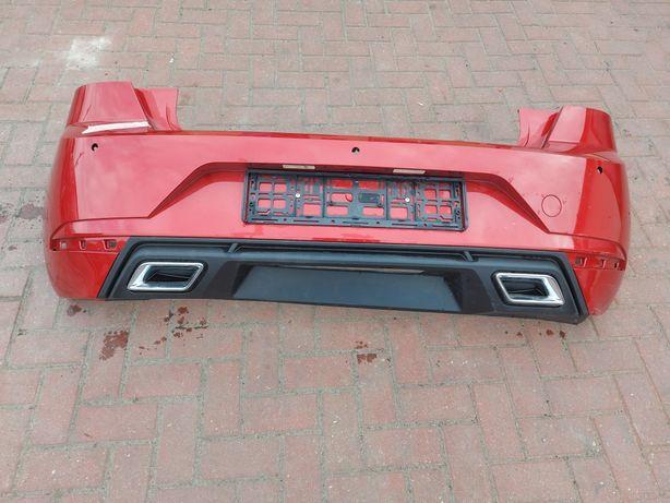 Sprzedam tylny zderzak seat Ibiza  III fr